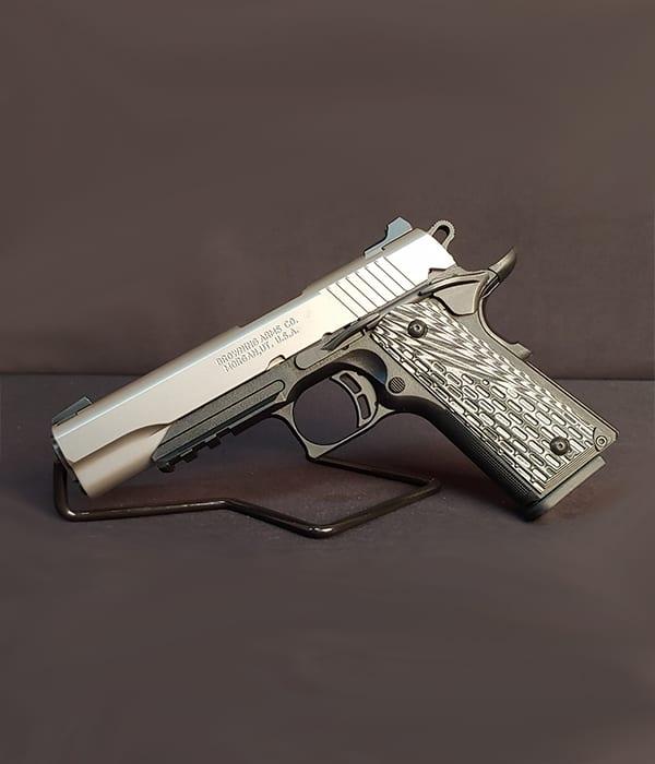 Pre-Owned – Browning 1911 Black Label Pro Single-Action .380 ACP Handgun Handguns