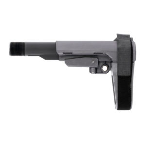 SB Tactical SBA3 Stabilizing Brace, 5 Position Adjustable Firearm Accessories