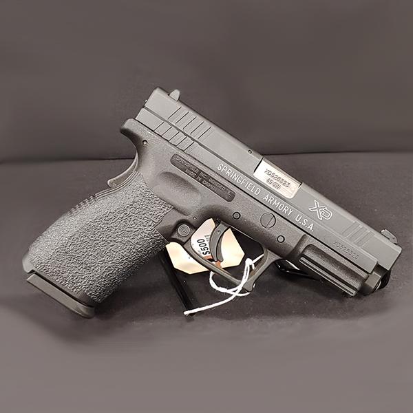 Pre-Owned – Springfield XD .40S&W Semi-Auto Handgun Firearms