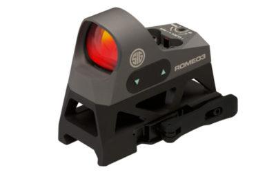 Sig Sauer Romeo3 Reflex Sight 1X25mm