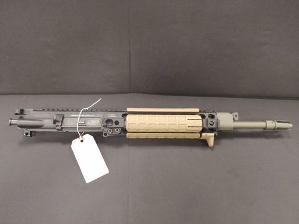 Pre-Owned – Lewis Machine FDE 16.5″ Piston Driven Upper Firearm Accessories