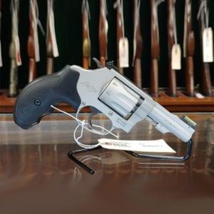 Pre-Owned – Smith & Wesson 317 AirLite .22LR Revolver Handguns