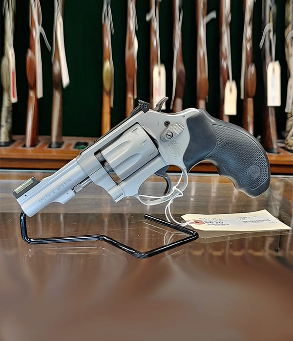 Pre-Owned – Smith & Wesson 317 AirLite .22LR Revolver Handguns
