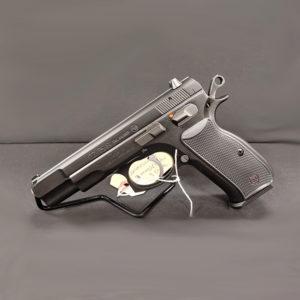 Pre-Owned – CZ 75B 9mm Handgun Firearms