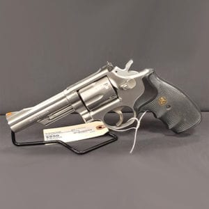 Pre-Owned – Smith and Wesson 66-1 .357Mag Double-Action Revolver Double Action