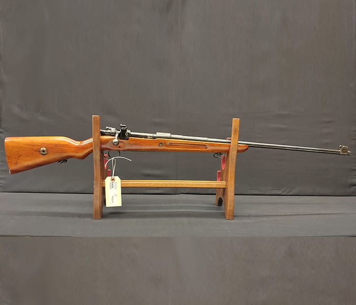 Pre-Owned – Mauser K98 8mm 23″ Bolt-Action Rifle Firearms