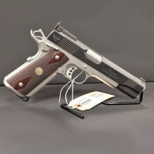 Pre-Owned – Wilson Combat Classic Supergrade .45ACP Handgun Firearms