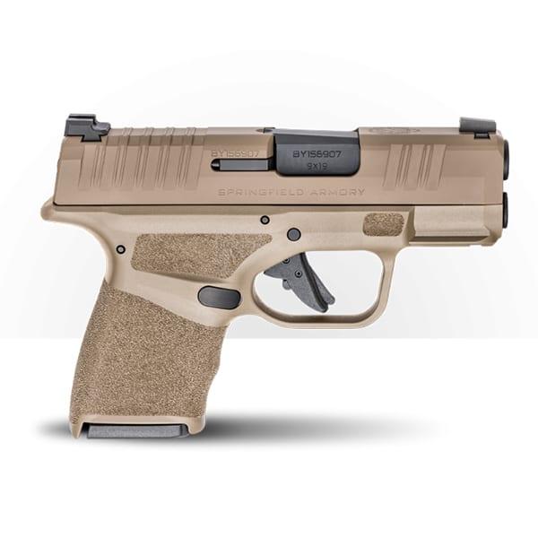 SPRINGFIELD HELLCAT 3″  9MM FD Firearms