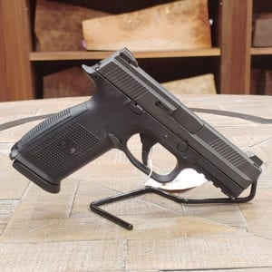 Pre-Owned – FN FNS-9 4″ 9mm Semi-Auto Handgun Double Action