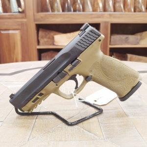 Pre-Owned – S&W M&P9 M2.0 4″ 9mm Semi-Automatic Handgun Firearms
