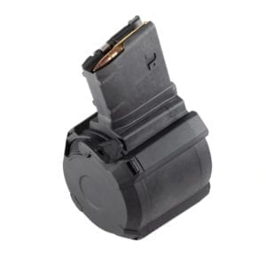 Magpul PMAG D-50 LR/SR Gen M3 Drum Magazine Firearm Accessories