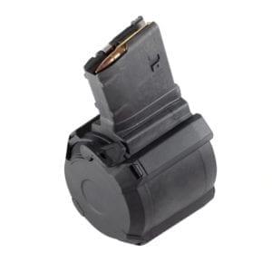 Magpul PMAG D-50 LR/SR Gen M3 Drum Magazine Firearm Accessories