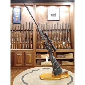 Pre-Owned CZ-550 Safari Magnum 24″ .458WinMag Rifle Bolt Action