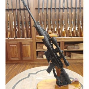 Pre-Owned – Smith & Wesson M&P10 308 Win 18″ Rifle w/ Scope AR-10