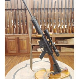 Pre-Owned – Smith & Wesson M&P10 Sport 308 Win 18″ Rifle AR-10