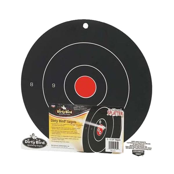B/C DIRTY BIRD BULLSEYE 5-17.2 Firearm Accessories