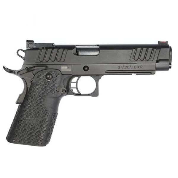 STI 2011 Staccato-R 9mm 5″ Semi-Auto Handgun Firearms