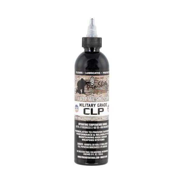 1Step-Mil- SPec CLP 8oz Gun Cleaning & Supplies