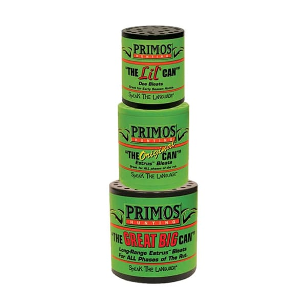 The Can, Family Pack w/ Lil, O Game Calls
