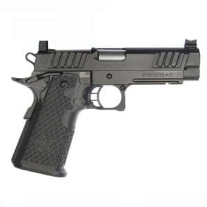 STI 2011 Staccato-P DUO 9mm 4.4″ Handgun Firearms