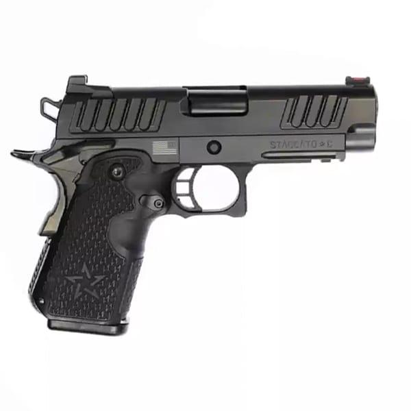 STI 2011 STACCATO C² 3.9 9X19 Double Stack Handgun Firearms