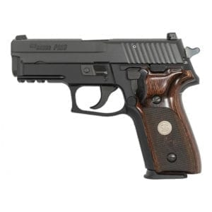 Sig Sauer P229 Semi-Auto 9MM, 3.9″ Nitron Pistol Firearms