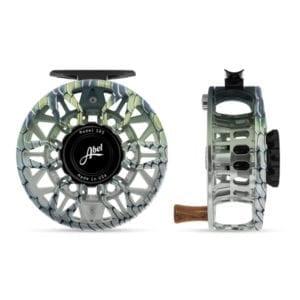 Abel SDS 9/10 Portered Fly Reel – Bonefish Fishing