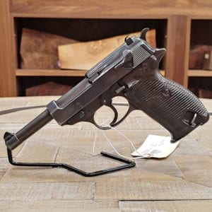 Pre-Owned – Walther P38 AC41 .380 ACP 4.9″ Handgun Firearms