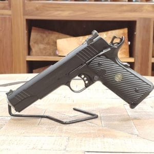 Pre-Owned – Wilson Combat CQB Elite 9mm 5″ Handgun Firearms