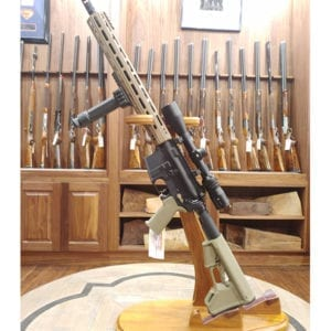 Pre-Owned – Anderson Custom AM-15 5.56 Nato 16″ Rifle AR-15
