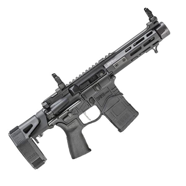 Springfield SAINT EDGE PDW 5.56 NATO 5.5″ Pistol Firearms