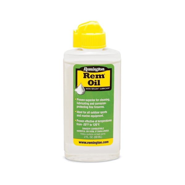 Remington Rem Oil 2oz Squeeze Gun Cleaning & Supplies