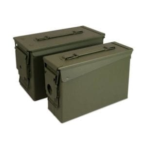 Magnum Metal Ammo Cans 30/50CA Ammo Cans & Boxes