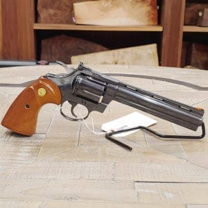 Pre-Owned – Colt Diamondback .22LR Double 6″ Revolver Double Action