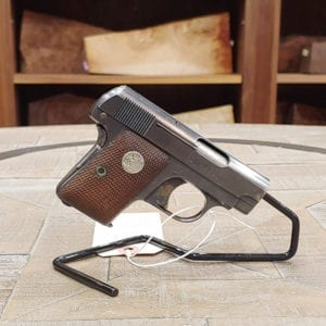 Pre-Owned – Colt 1908 .25 ACP 2″ Vest Pocket Pistol Firearms