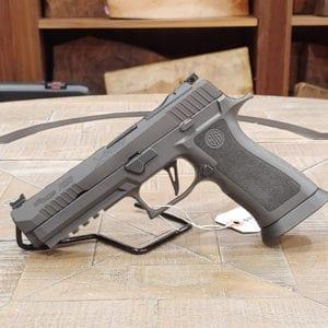 Pre-Owned – Sig Sauer P320x5 Legion 9mm 5″ Handgun Firearms