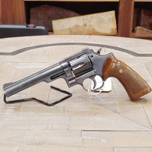 Pre-Owned – Dan Wesson .357 Magnum Double 5″ Revolver Firearms