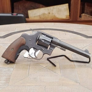 Pre-Owned – Colt 1909 Double Action .45 LC 4.5″ Revolver Double Action