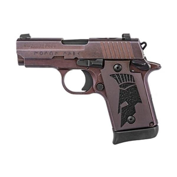 Sig Sauer P938 Spartan II Semi-Auto 9MM 3.0″ Pistol Firearms