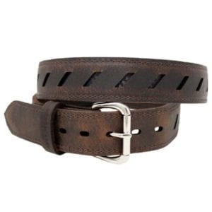 Versacarry Compound Double Ply Gun Belt, 38″ Leather/Kydex Belts