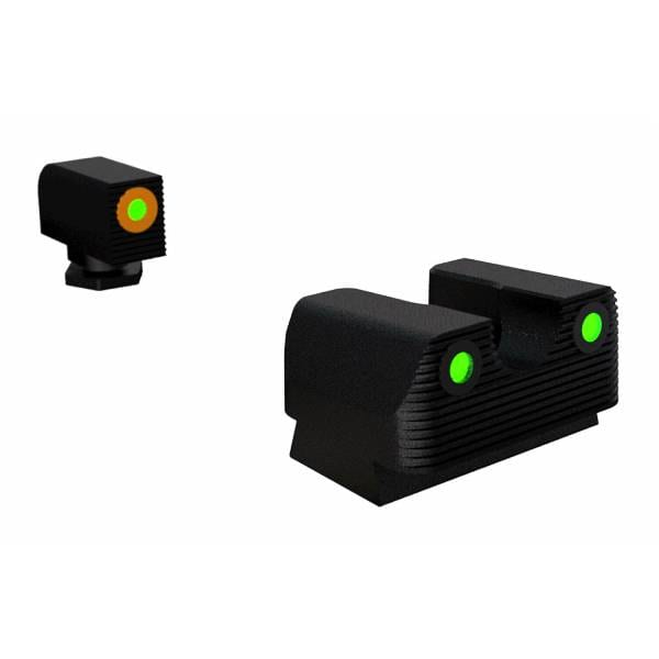 Rival Arms Tritium Night Sight for Glocks 17/19 Firearm Accessories
