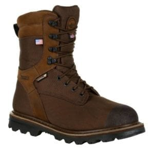 Rocky Stalker Waterproof 1000G Insulated, 9″ Footwear