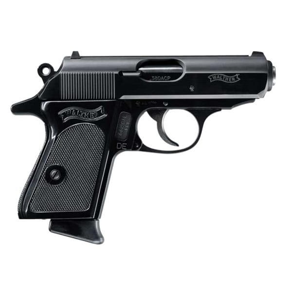 Walther PPK/S .380 ACP Black Firearms