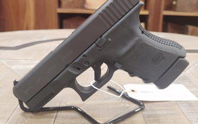 Pre Owned – Glock G30S Semi-Auto .45 ACPS 3.8″ Pistol