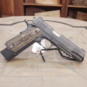 Pre Owned – Kimber Tac Entry 1911 Semi Auto .45 ACP 5″ Pistol K464016 Firearms