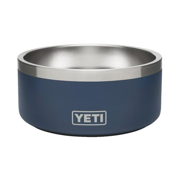 Yeti Boomer 4 Dog Bowl – Navy Dog Training & Supplies