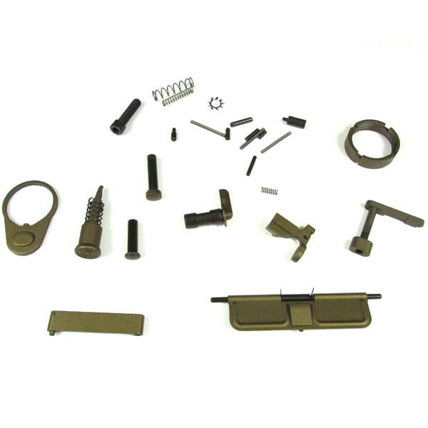 WMD Guns Accent Build Kit 556 Flat Dark Earth Firearm Accessories