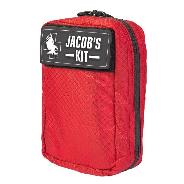 NAR's Individual First Aid Bleeding Control Kit, Jacobs Kit First Aid