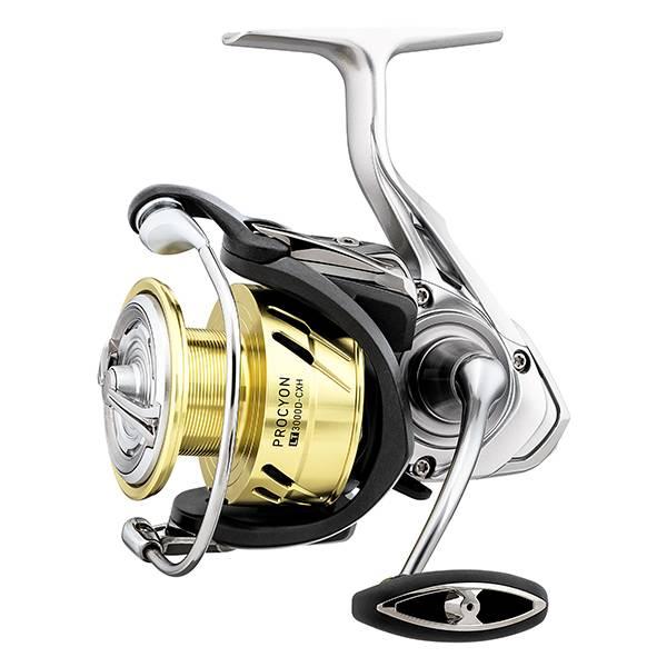 Daiwa Procyon LT Spinning Reel, PCNLT1000D-XH Fishing