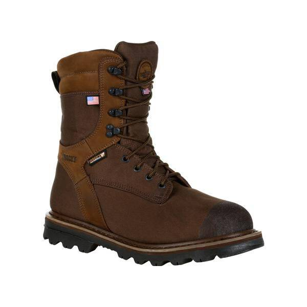 Rocky Stalker Waterproof Insulated Outdoor Boots Boots